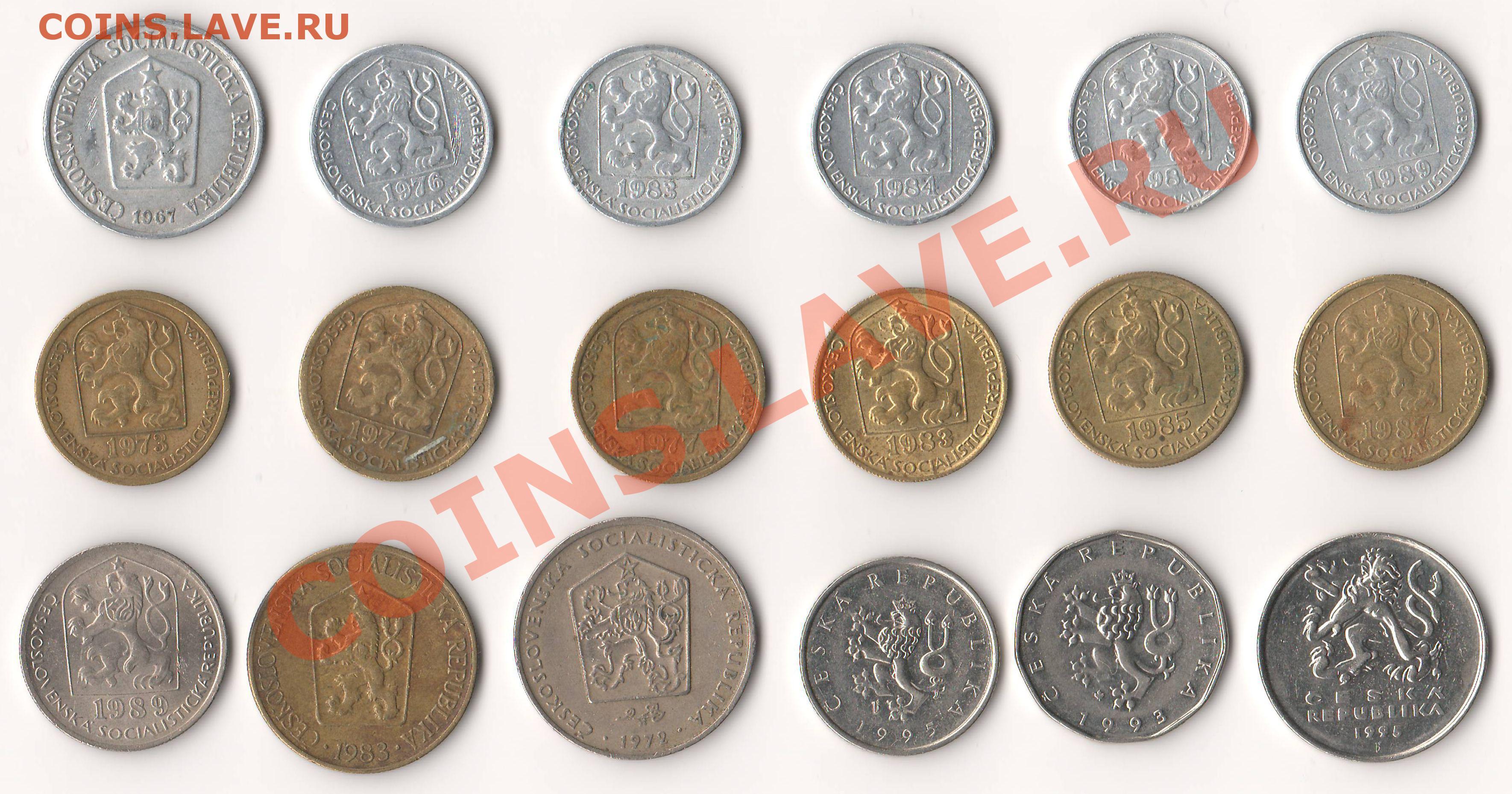 Иностранные монеты недорого аа корзина