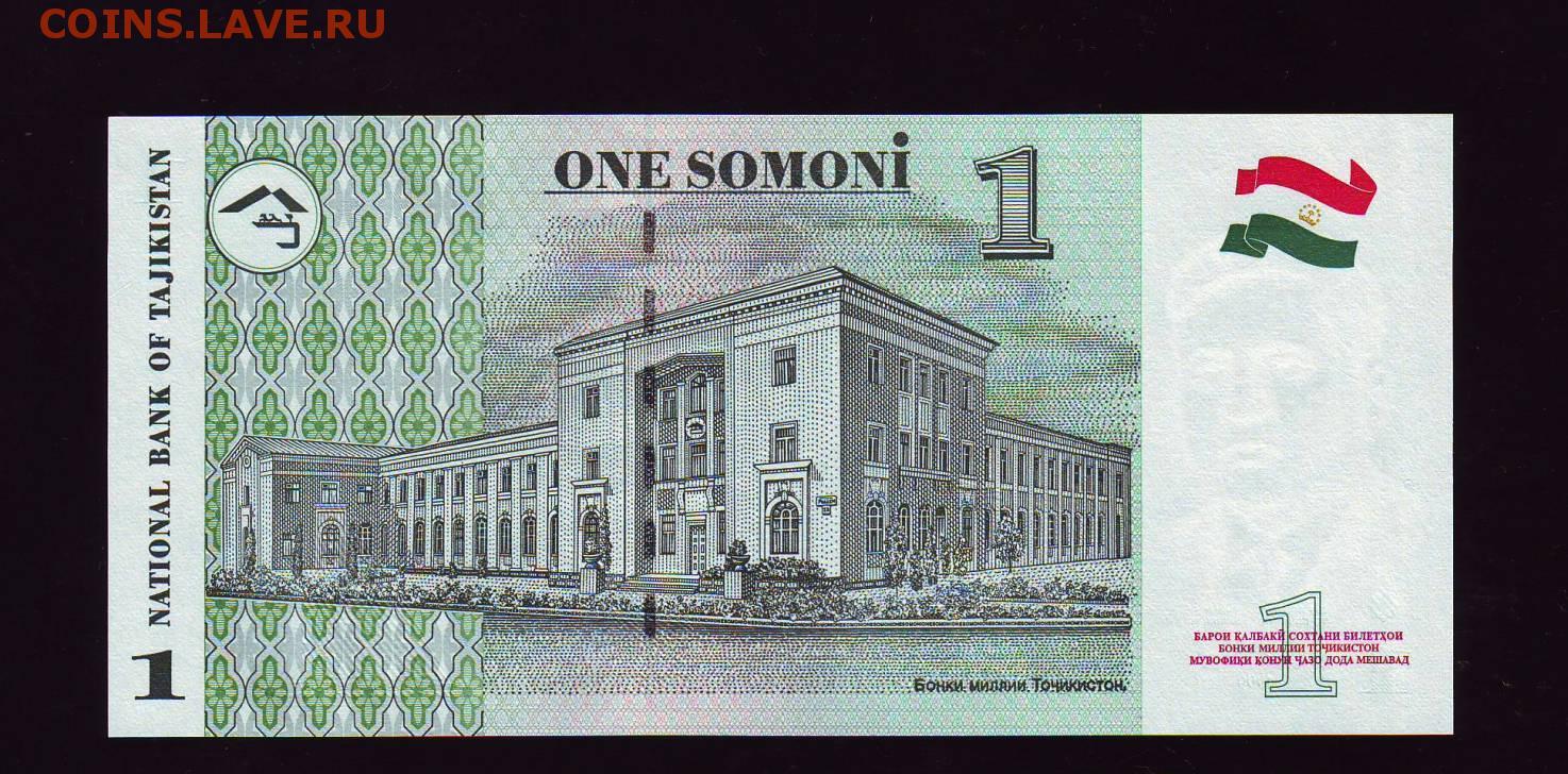 рубль на таджикский сомони сегодня советуют давать