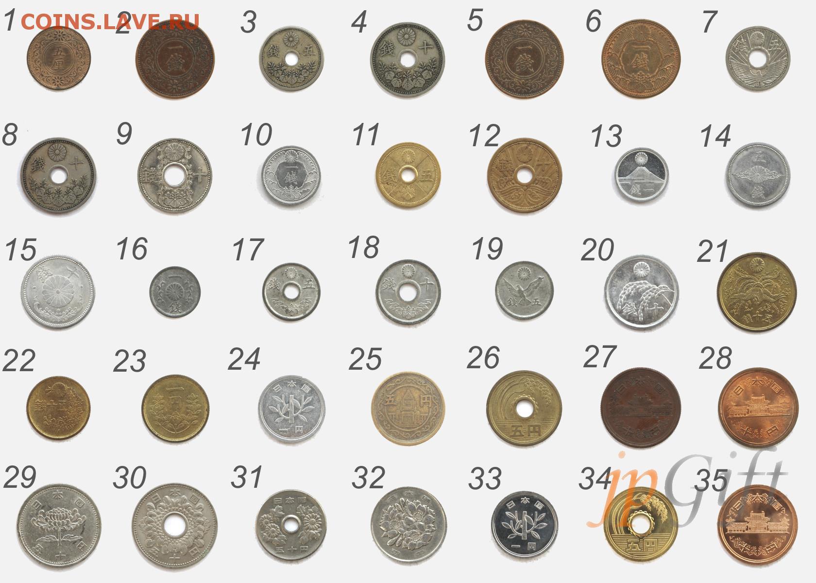 Альбом монет японии детектор ревю
