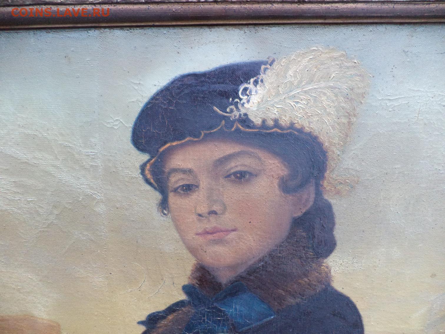 Незнакомка портрет