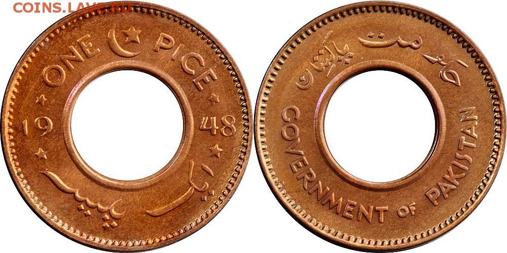 молнии, иностранные монеты с отверстием настоящее время