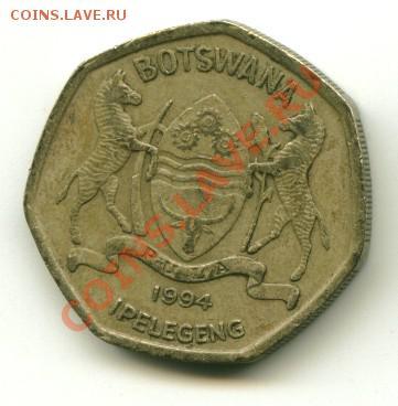 2 пула Ботсвана носорог до 01.10.2013 22-00мск - бот2