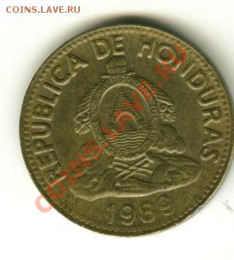 10 центавос Гондурас до 01.10.2013 22-00мск - гондур...............