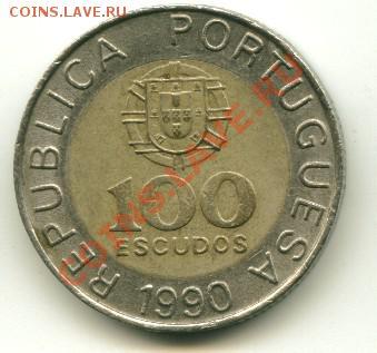 100 эскудо Португалия до 02.10.2013 22-00мск - порт100
