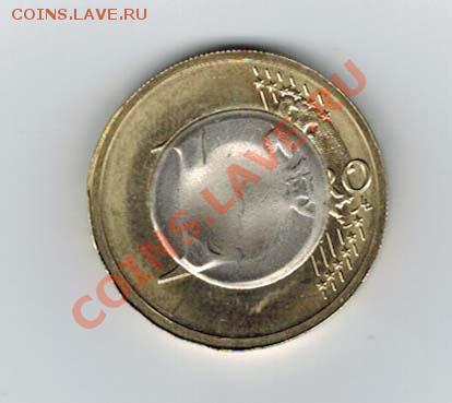 браки на евро монетах - euro 2