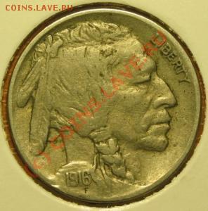 Оцените 5 центов США - 5 центов США 1916 2