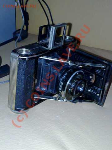 Довоенный фотоаппарат - 08022009968-уменьшенное