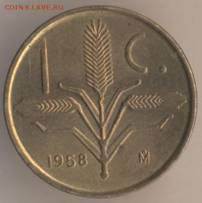 Мексиканские монеты - 87