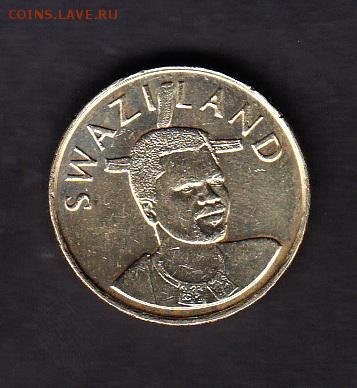 Свазиленд 2003 1л без обращения - 120