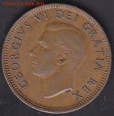 С 1 руб Канада 1 цент 1951 до 22.08 22:00 мск - IMG_0009