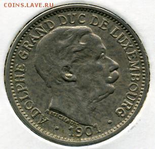 Монеты мира по ФИКСУ - до 05.09 - 10 сантим 1901().JPEG