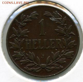 Монеты мира по ФИКСУ - до 05.09 - 1 геллер 1905.JPEG