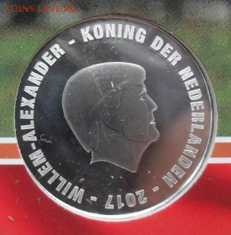 ФУТБОЛ на монетах МИРА - нидерланды2.JPG