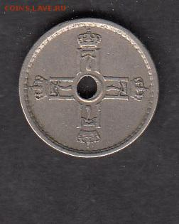 Норвегия 1924 25о - 65а