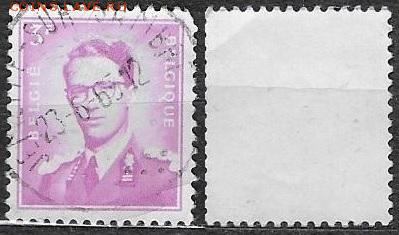 Бельгия 1965. ФИКС. Mi BE 1127yI. Король Будевейн - 1127yI