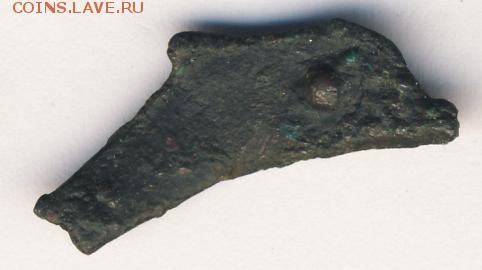 Ольвия, монета-дельфин до 21.05.18, 22:30 - #И-882