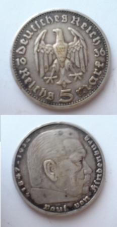 5 рейхсмарок 1936 - DSC00036.JPG