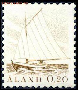 Монеты с Корабликами - Первая почтовая марка