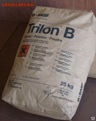 ТРИЛОН Б. - 84381502