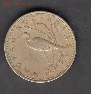 Венгрия 2000 5 форинтов птицы до 15 08 - 317а