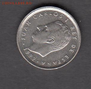 Испания 1992 10 песет до 14 08 - 346а