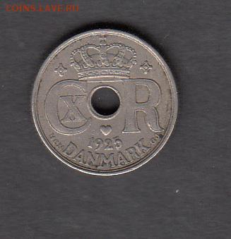 Дания 1925 10о до 14 08 - 355