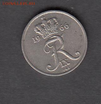 Дания 1966 10 о до 14 08 - 365а