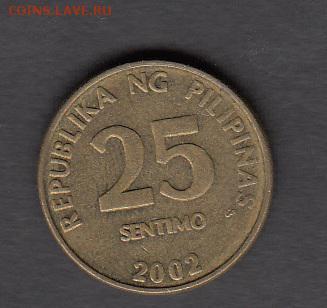 Филиппины 2002 25с до 15 08 - 72