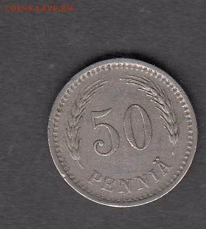 Финляндия 1923 50 пенни до 18 08 - 165