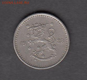 Финляндия 1923 50 пенни до 18 08 - 165а