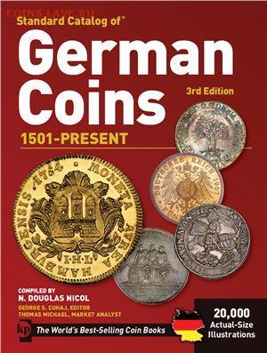 Сканы страниц каталогов банкнот и нотгельдов Германии - Германия