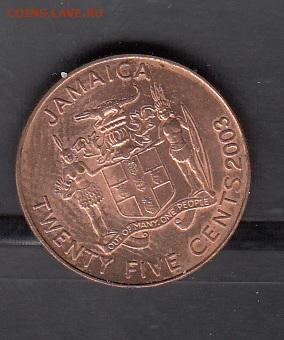 Ямайка 2003 25ц без оборота до 12 10 - 58