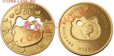 Кошки на монетах - Ниуэ2.JPG