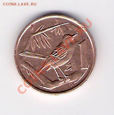 КАЙМАНЫ 1 цент 1990, до 30.09.11 22-00мск. - сканирование0366