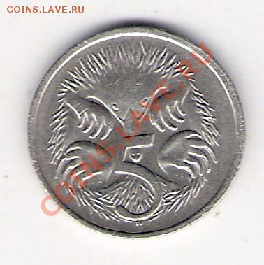 АВСТРАЛИЯ 5 центов 1976, до 30.09.11 22-00мск. - сканирование0370