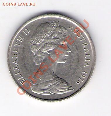 АВСТРАЛИЯ 5 центов 1976, до 30.09.11 22-00мск. - сканирование0371