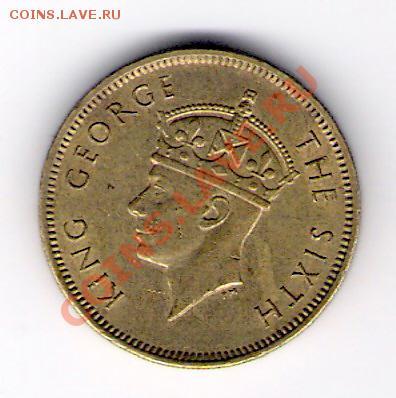 ГОНКОНГ 10 центов 1949, до 08.10.11 22-00мск. - сканирование0060
