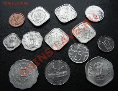 Монеты Индии и все о них. - Индия 1