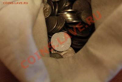 Что попадается среди современных монет - Инострань