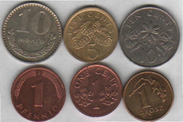 Куплю недорогие монеты иностранных государств. - ин 3