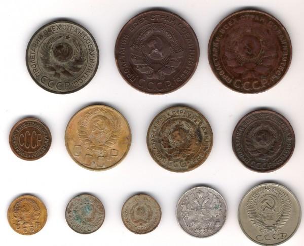 Помогите оценить монетки (1924, 26, 27,30, 35, 43,15, 76 гг. - krym-8a.JPG