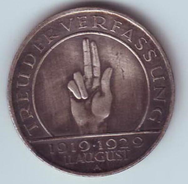 серебрянные монеты Германии - 856a