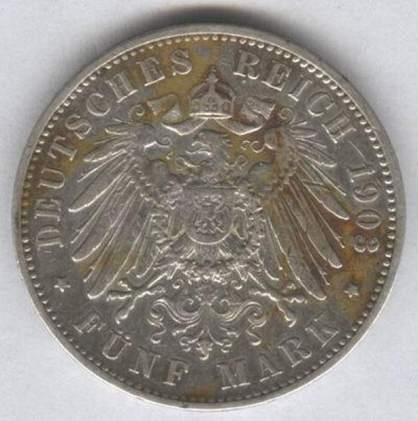серебрянные монеты Германии - 1922b