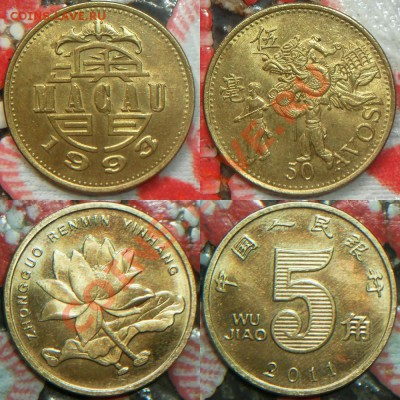 Что попадается среди современных монет - Попались в обороте!