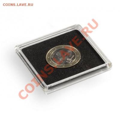 Квадратные капсулы для монет QUADRUM - капсула