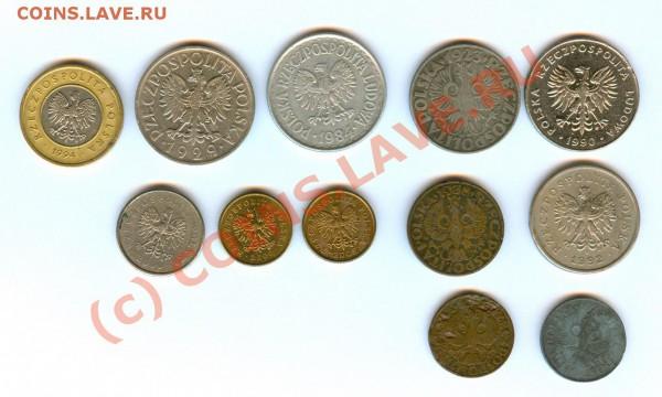 Монеты Польши - сканирование0002
