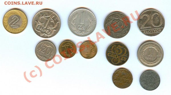 Монеты Польши - сканирование0001