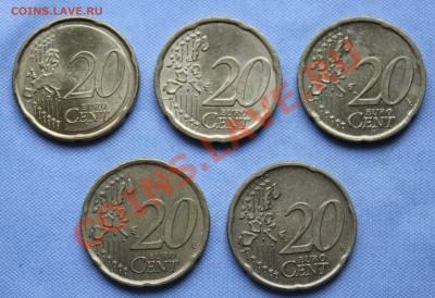Анонсы продаж монет - ЕВРО на местном аукционе. - IMG_2797.JPG