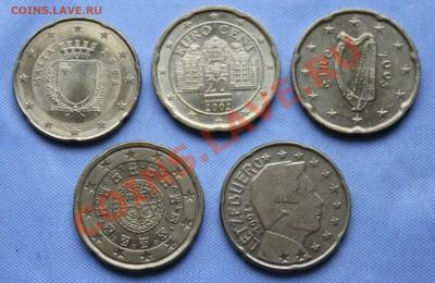 Анонсы продаж монет - ЕВРО на местном аукционе. - IMG_2796.JPG