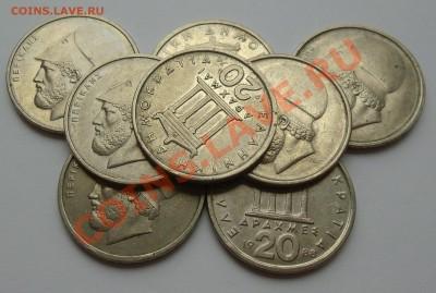 ГРЕЦИЯ <ходячка> 1976-1998 - 003